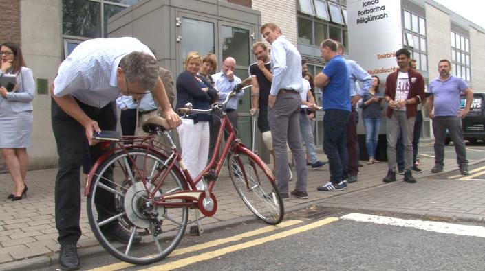 Super Wheel System Pre-launch & Public Trial Run event