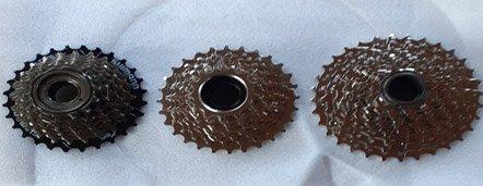 SUPER WHEEL gears